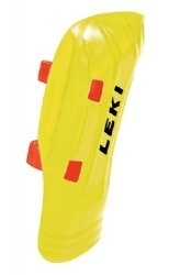 Leki  Shin guard Worldcup PRO neonyellow